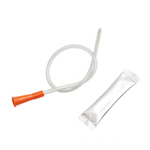 disposable medical pvc nelaton catheter